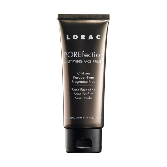 LORAC | POREfection Mattifying Face Primer - Product front facing on white background
