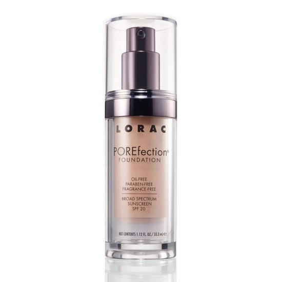 LORAC | POREfection Foundation PR4 - Light Medium, PR4 (Light Medium) - Product front facing