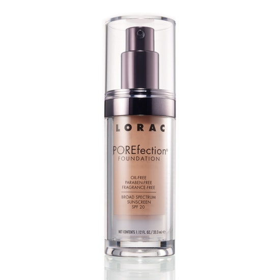 LORAC | POREfection Foundation PR6 - Medium Beige, PR6 (Medium Beige) - Product front facing