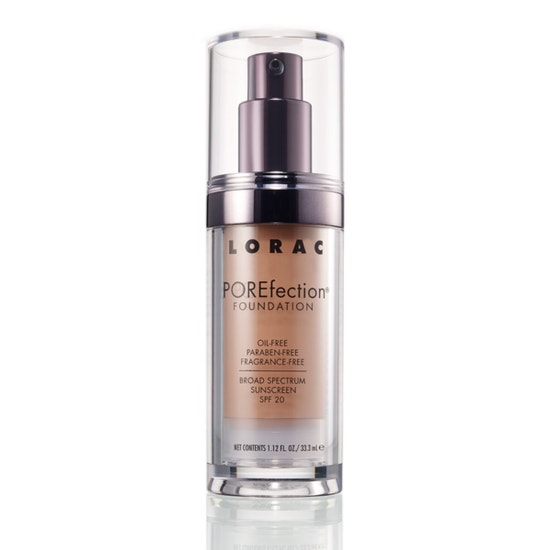 LORAC | POREfection Foundation PR8 - Golden Tan, PR8 (Golden Tan) - Product front facing