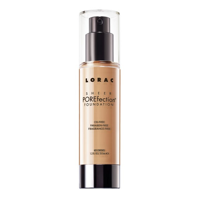 Sheer POREfection® Foundation PS4 – Golden Light/Yellow Undertone