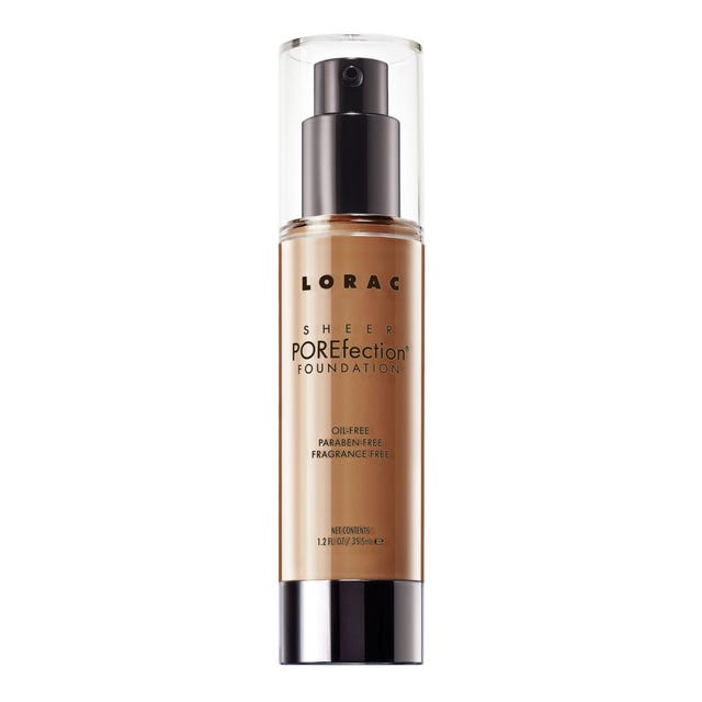 Sheer POREfection® Foundation PS8 – Tan/ Yellow Undertone