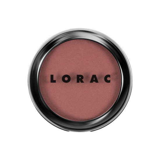 LORAC | Color Source Buildable Blush Infrared  Burgundy/Matte - Product front facing closed