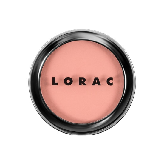 LORAC | Color Source Buildable Blush Prism  Peach/ Matte - Product front facing closed