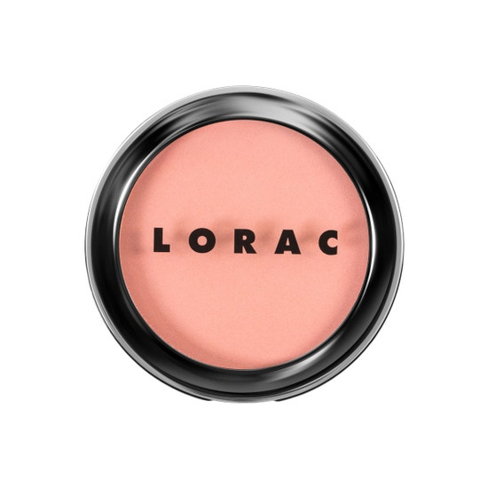 LORAC | Color Source Buildable Blush Technicolor  Coral/Matte - Product front facing closed