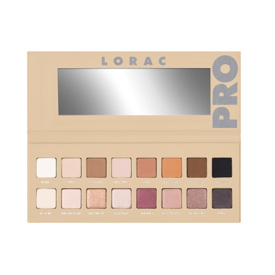 LORAC | PRO Palette 3 - Product front facing open
