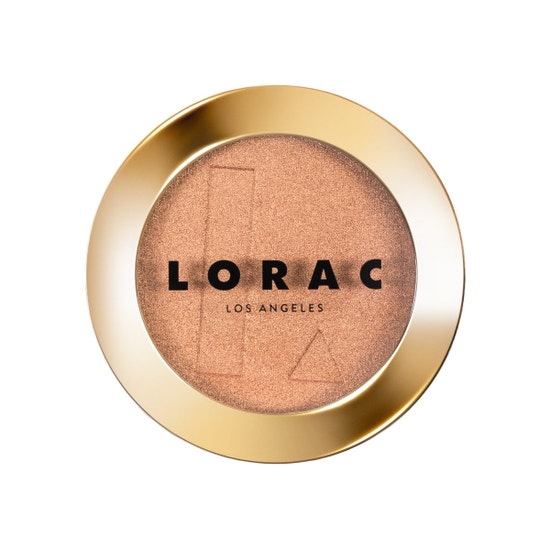 LORAC | TANtalizer Buildable Bronzing Powder - Product front facing on white background
