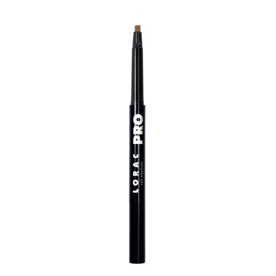 LORAC | PRO Precision Brow Pencil Dark Cool Blonde - product front facing open