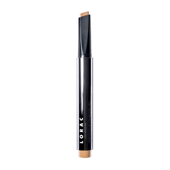LORAC | POREfection Complexion Pen CP3 Warm, CP3 Warm (Light / Warm Undertone) - Product front facing open