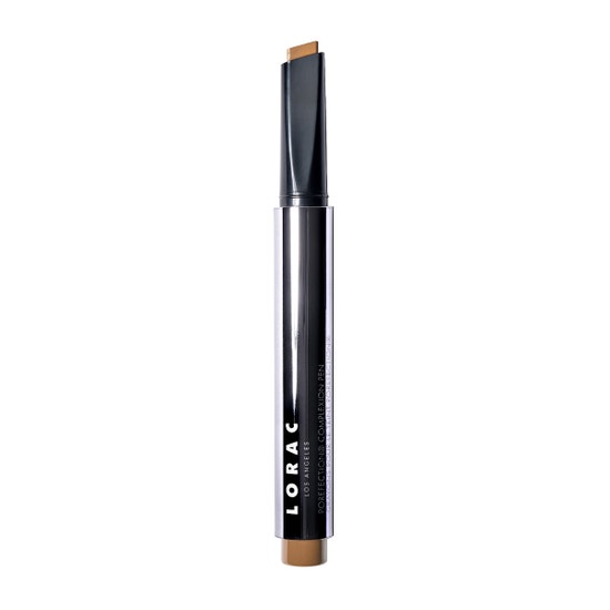 LORAC | POREfection Complexion Pen CP6 Warm, CP6 Warm (Medium / Tan / Warm Undertone) - Product front facing open