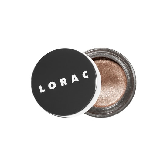 LORAC | LUX Diamond Crame Eye Shadow - Lace - Product front facing slightly open