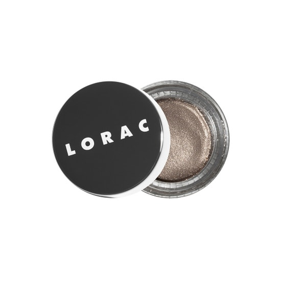 LORAC | LUX Diamond Crame Eye Shadow - Cashmere - Product front facing slightly open