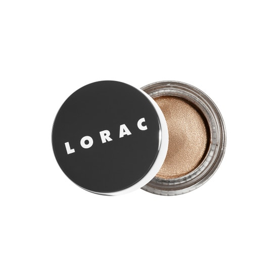 LORAC | LUX Diamond Crame Eye Shadow - Satin - Product front facing slightly open