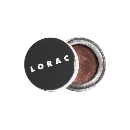 LORAC | LUX Diamond Crame Eye Shadow - Velvet - Product front facing slightly open