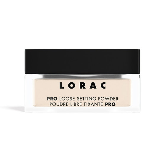 PRO Loose Powder- Vanilla   LORAC   Product front facing on a white background