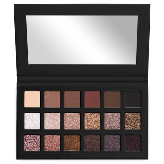 LORAC | PRO Palette Noir | Product front facing open on a white background