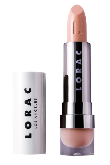 LORAC | Beauties Who Brunch Alter Ego Satin Lipstick - Product front facing without cap on white background