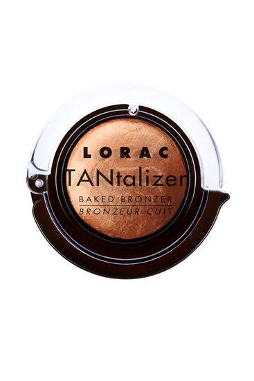 LORAC | Travel-Size TANtalizer Baked Bronzer - Product front facing on white background