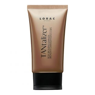 LORAC | TANtalizer Body Bronzing Luminizer - product front facing