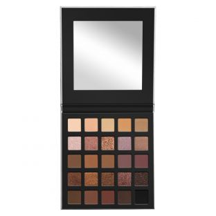 LORAC | PRO Palette Artist Edition Meraki | Product front facing opened on a white background