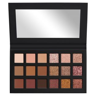 LORAC | PRO Palette Soleil | Product front facing open on a white background