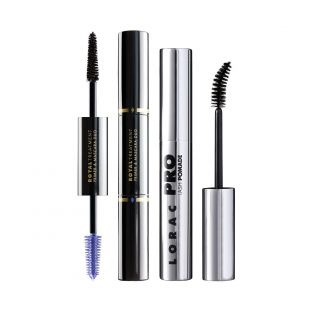 LORAC | Mascara Set | Products open front facing on a white background