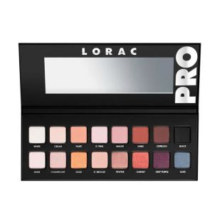 LORAC | PRO PALETTE - Product front facing open