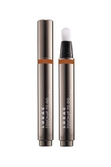 LORAC | Touch-Up To Go Concealer/Foundation Pen Deep (CF12) - product front facing with lid on and applicator