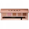 LORAC | Unzipped Unfiltered Eye Shadow Palette - Product front facing open slightly