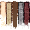 LORAC | Unzipped Elegance Eye Shadow Palette - Product swatches