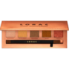 LORAC | Unzipped Unauthorized Eye Shadow Palette - Product front facing open slightly