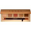 LORAC | Unzipped Brazen Eye Shadow Palette - Product front facing open slightly
