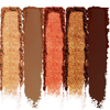 LORAC | Unzipped Brazen Eye Shadow Palette - Product swatches