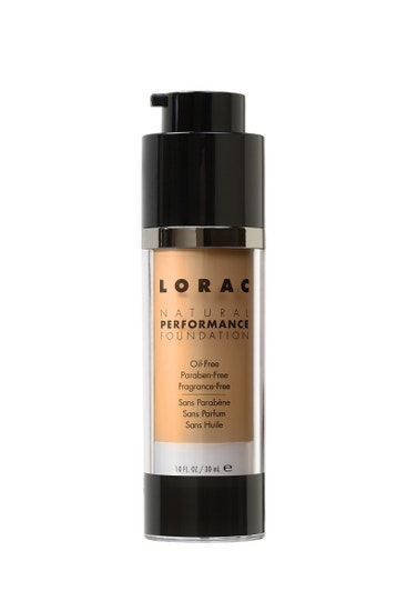 LORAC | Natural Performance Foundation - Product front facing on white background