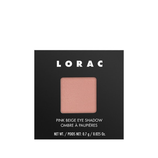 LORAC | PRO Palette Eye Shadow Refill- Pink Beige | Product Front facing on white background