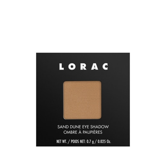 LORAC | PRO Palette Eye Shadow Refill- Sand Dune | Product Front facing on white background
