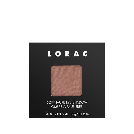 LORAC | PRO Palette Eye Shadow Refill- Soft Taupe | Product Front facing on white background