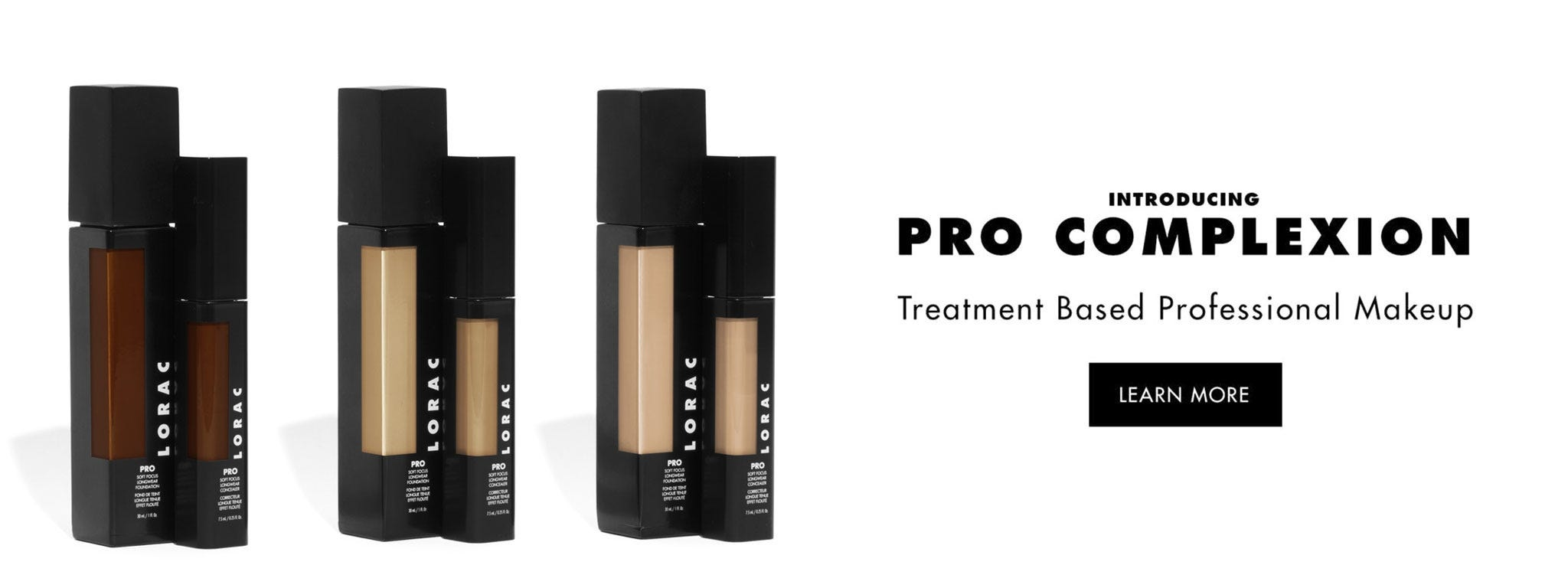 Pro Complexion InStyle Magazine Feature | Learn More| LORAC