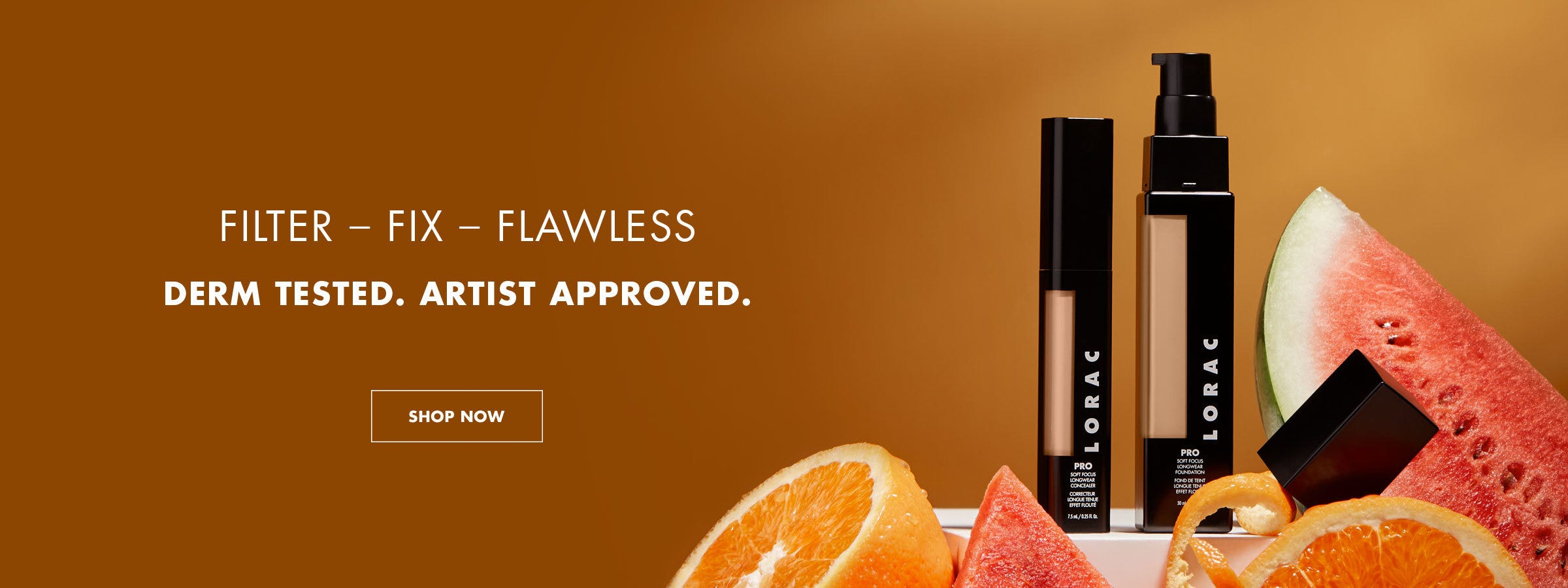 Filter - Fix - Flawless Derm Tested. Artist Approved. | SHOP NOW